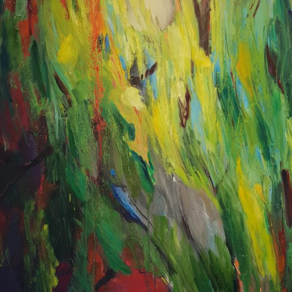 Visual art, painting